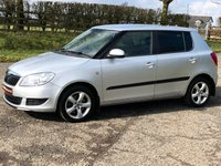 USED 2011 SKODA FABIA 1.6 SE PLUS TDI CR 5d 103 BHP LOVELY DRIVER, FULLY SERVICED AND READY TO GO