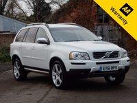 2011 VOLVO XC90 2.4 D5 R-DESIGN SE AWD 5d AUTO 197 BHP £15000.00