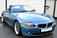 USED 2003 53 BMW Z4 2.5 SE CABRIOLET * NATIONWIDE WARRANTY INCLUDED *