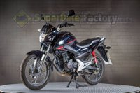 USED 2016 66 HONDA CBF125 125CC 0% DEPOSIT FINANCE AVAILABLE GOOD & BAD CREDIT ACCEPTED, OVER 500+ BIKES IN STOCK