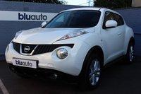 2013 NISSAN JUKE 1.6 ACENTA PREMIUM 5d AUTO NAV 117 BHP £9970.00