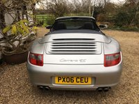 USED 2006 06 PORSCHE 911 3.8 CARRERA 4 S WIDE BODY 2d 350 BHP