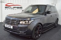 2017 LAND ROVER RANGE ROVER 5.0 V8 SVAUTOBIOGRAPHY DYNAMIC 5d AUTO 543 BHP £119995.00