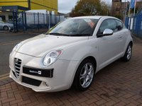 2013 ALFA ROMEO MITO 1.4 TB MULTIAIR DISTINCTIVE  £SOLD