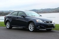 2011 LEXUS IS 2.2 200D ADVANCE 4d 148 BHP £6890.00