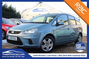 2009 FORD C-MAX 1.8 STYLE 5d 124 BHP £3000.00