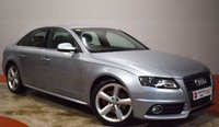 USED 2010 AUDI A4 2.0 S Line TDI Saloon - Try our secure online Finance Application System