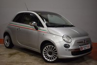 2009 FIAT 500 1.3 Lounge M-Jet Diesel - Full Leather £3745.00