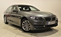 USED 2013 63 BMW 5 SERIES 2.0 520D SE 4d 181 BHP + 1 PREV OWNER + AIR CON + AUX + BLUETOOTH + FULL HISTORY