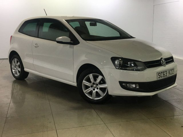 View our 2014 63 VOLKSWAGEN POLO 1.2 MATCH EDITION 3d 59 BHP