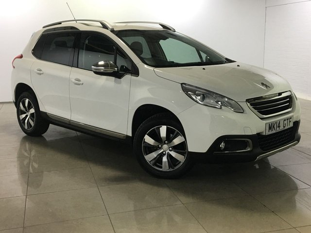 View our 2014 14 PEUGEOT 2008 1.6 E-HDI ALLURE 5d 92 BHP