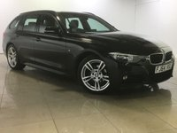 USED 2014 64 BMW 3 SERIES 2.0 318D M SPORT TOURING 5d 141 BHP One Owner From New/Huge Spec