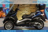 2009 PIAGGIO MP3 MP3 400 LT TOURING - 1 Owner - Low miles - BUY NOW PAY NOTHING FOR 2 MONTHS 		 £3195.00