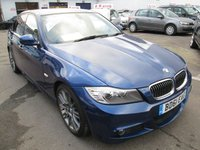 2011 BMW 3 SERIES 2.0 318I SPORT PLUS EDITION 4d 141 BHP £7995.00