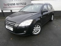 USED 2009 59 KIA CEED 1.6 LS SW 5dr VALUE PRICED ESTATE CAR