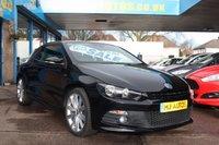 2013 VOLKSWAGEN SCIROCCO 2.0 R LINE TDI DSG 2dr AUTO 175 BHP £14995.00