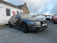 USED 2012 12 AUDI A5 S Line 2.0 TDI S Tronic 2dr (177 bhp ) One Previous Owner