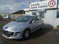 USED 2011 11 PEUGEOT 308 1.6 S 5d AUTO 120 BHP £15 PER WEEK NO DEPOSIT - SEE FINANCE LINK BELOW