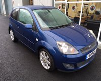 USED 2008 08 FORD FIESTA 1.25 ZETEC BLUE 3d THIS VEHICLE IS AT SITE 1 - TO VIEW CALL US ON 01903 892224