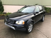 USED 2011 11 VOLVO XC90 2.4 D5 SE LUX AWD 5d AUTO 197 BHP LEATHER, CRUISE CONTROL, PRIVACY GLASS, 7 SEATS