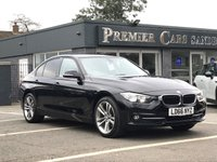 USED 2016 66 BMW 3 SERIES 2.0 318D SPORT 4d AUTO 148 BHP