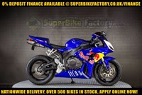 USED 2008 02 HONDA CBR1000RR FIREBLADE 1000CC 0% DEPOSIT FINANCE AVAILABLE GOOD & BAD CREDIT ACCEPTED, OVER 500+ BIKES IN STOCK