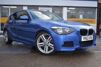 2012 BMW 1 SERIES 2.0 118D M SPORT 3d 141 BHP £9999.00