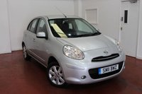 USED 2011 11 NISSAN MICRA 1.2 ACENTA 5d 79 BHP