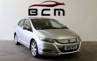 2011 HONDA INSIGHT 1.3 IMA ES 5d AUTO 100 BHP £6000.00