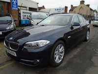USED 2010 BMW 5 SERIES 3.0 525D SE 4d AUTO 202 BHP