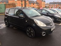 USED 2013 63 NISSAN NOTE 1.4 N-TEC PLUS 5d 88 BHP WITH SAT/NAV AND MEDIA, ALLOY WHEELS, AND TOUCHSCREEN!!..EXCELLENT FUEL ECONOMY!!..LOW CO2 EMISSIONS..LOW ROAD TAX..FULL HISTORY..ONLY 14776 MILES FROM NEW!!!