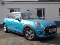 2016 MINI HATCH COOPER 1.5 COOPER 5d 134 BHP £12350.00