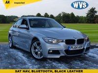 2015 BMW 3 SERIES 2.0 320D M SPORT 4d 181 BHP £15799.00