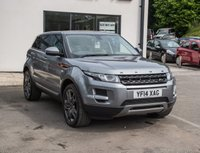 USED 2014 14 LAND ROVER RANGE ROVER EVOQUE 2.2 SD4 PURE TECH PROJECT KAHN 5d AUTO 190 BHP