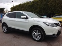 USED 2014 64 NISSAN QASHQAI 1.5 DCI ACENTA PREMIUM 5d  ONE OWNER FROM NEW  NO DEPOSIT  PCP/HP FINANCE ARRANGED, APPLY HERE NOW