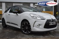 USED 2012 12 CITROEN DS3 1.6 E-HDI DSTYLE PLUS 3d 90 BHP THE CAR FINANCE SPECIALIST