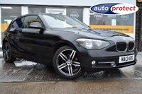 USED 2013 13 BMW 1 SERIES 2.0 118D SPORT 3d 141 BHP