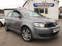 USED 2010 60 VOLKSWAGEN GOLF PLUS 1.6 SE TDI 5d 103 BHP One owner, Full VWhistory, Cambelt done, 12 Months MOT