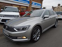 USED 2016 65 VOLKSWAGEN PASSAT 2.0 GT TDI BLUEMOTION TECHNOLOGY DSG 5d AUTO 148 BHP