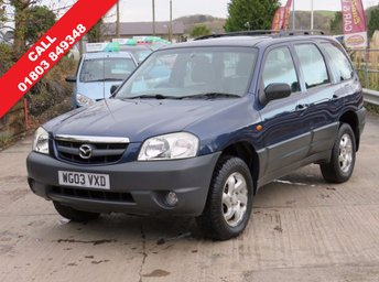 View our MAZDA TRIBUTE