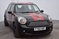 2011 MINI COUNTRYMAN 1.6 COOPER D ALL4 5d 112 BHP £7983.00