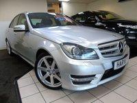 2011 MERCEDES-BENZ C CLASS 2.1 C220 CDI BLUEEFFICIENCY SPORT 4d AUTO 168 BHP £9495.00