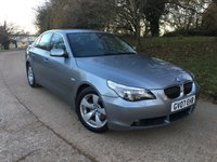 USED 2007 07 BMW 5 SERIES 2.5 525D SE 4d AUTO 175 BHP PLEASE CALL TO VIEW