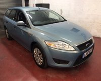 USED 2010 10 FORD MONDEO 1.8 EDGE TDCI 5d 124 BHP