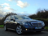2010 MERCEDES-BENZ E CLASS 2.1 E250 CDI BLUEEFFICIENCY SE 5d AUTO  £7498.00