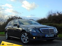 USED 2010 10 MERCEDES-BENZ E CLASS 2.1 E250 CDI BLUEEFFICIENCY SE 5d AUTO  * 128 POINT AA INSPECTED *