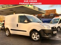 USED 2015 15 FIAT DOBLO 1.2 16V MULTIJET 1d 90 BHP One Owner, Sensible Mileage, Finance Arranged, Up To 36 Months Platinum Warranty Wise Warranty Available.