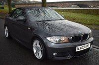 2009 BMW 1 SERIES 2.0 118I M SPORT 2d Convertible 141 BHP £6750.00