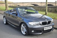 2009 BMW 1 SERIES 2.0 118I M SPORT 2d Convertible 141 BHP £6499.00