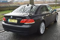 USED 2007 07 BMW 7 SERIES  730D SPORT 4d AUTO 228 BHP CREAM HEATED LEATHER, ELECTRIC SEATS, SAT NAV, CD CHANGER, SERVICE HISTORY